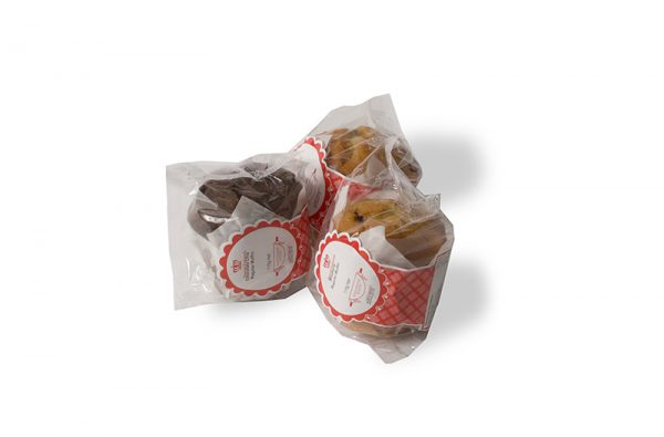 Muffins Packaged Individual