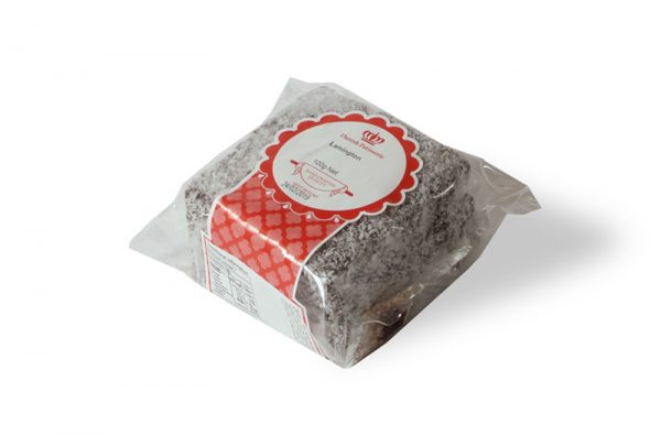 Lamington Individual Wrapped