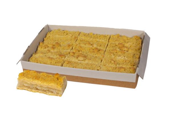 Apple Crumble Tray Cake